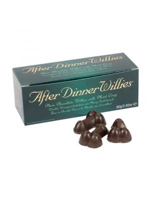 After Dinner Willies Chocolate Willy Treats by Spencer & Fleetwood 80g Main