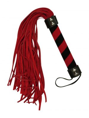 Bad Kitty Soft Flogger Red Main