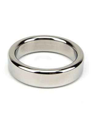 Bound To Please Solid Metal Cock and Ball Ring 1.75 inch
