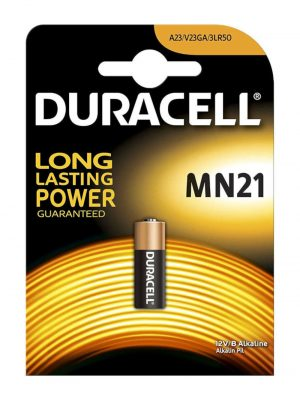 Duracell MN21 Battery Pack of 1