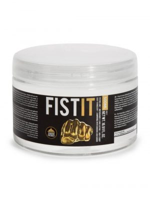 FIST IT Extra Thick Water Based Anal Fisting Lubricant 500ml