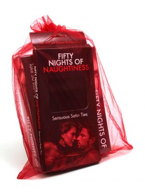 Fifty Nights of Naughtiness Bundle Adult Game for Couples