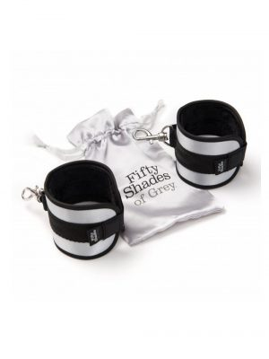 Fifty Shades of Grey Totally His Soft Handcuffs Bag