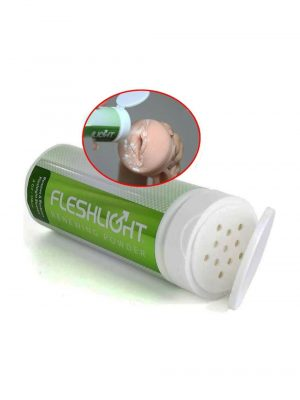 Fleshlight Renewing Powder 118ml Using