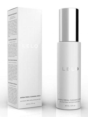 LELO Premium Antibacterial Sex Toy Cleaning Spray 60ml