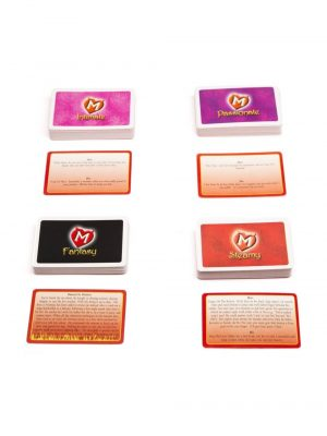 Monogamy Board Game Cards