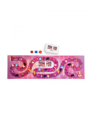 Oral Fun The Game Of Eating Out Whilst Staying In Adult Board Game for Couples Inside