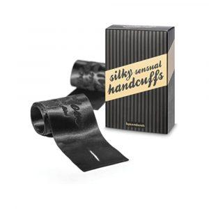 Bijoux Indiscrets Silky Handcuffs Box
