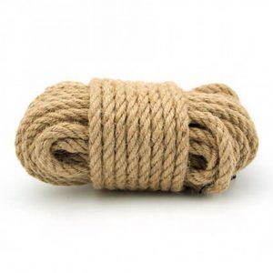 Bound to Please 100% Hemp Bondage Rope - 10 Metres