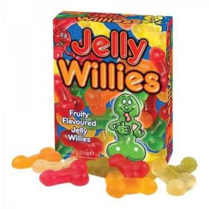 Jelly Willies - Willy Sweets by Spencer & Fleetwood 120g
