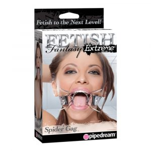 Pipedream Fetish Fantasy Series Extreme Spider Gag - Product Packaging