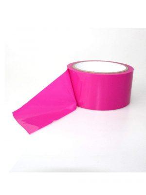 Bondage Tape 20 Meters Pink Roll