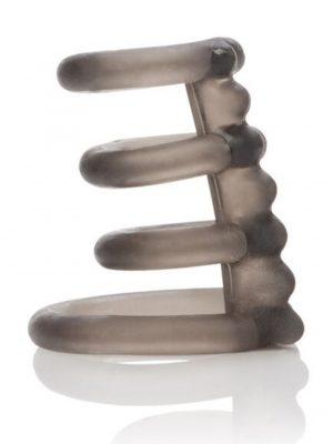 California Exotics Dr Joel Kaplan Support Master Triple Smooth Penis Ring Main