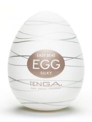 TENGA EGG Silky Textured Male Masturbator Main