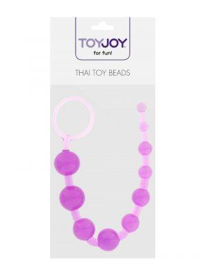 Toy Joy 10 Thai Toy Anal Beads Packaging