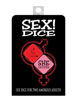 Sex Dice Main