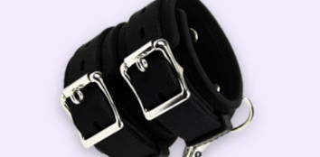 Silicone Wrist and Ankle Restraints