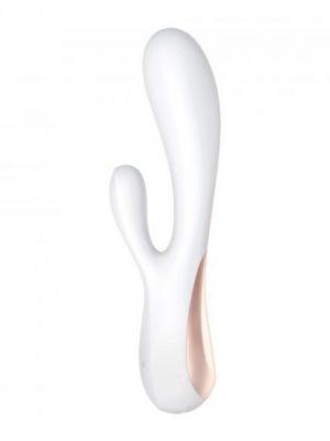 Satisfyer Mono Flex Rechargeable App Enabled Rabbit Vibrator