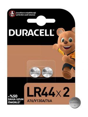 Duracell LR 44 batteries