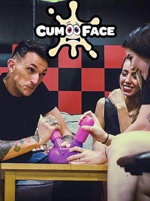 Cum Face Game Playing