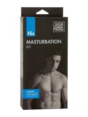 His Masturbation Kit Packaged